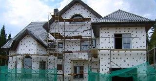 Фасадные работы Пермь цена от 255 руб. м2